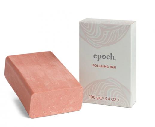 Barra limpiadora exfoliante para el cuerpo sin jabón, elimina la suciedad y el exceso de aceite y mejorando su tono y textura. Apropiado para todos los tipos de piel.