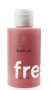 Aceite de baño con extractos naturales de granada, cuyo aceite de semilla es antioxidante y renueva las células. Ideal para tratar la piel seca, agrietada y sensible.
