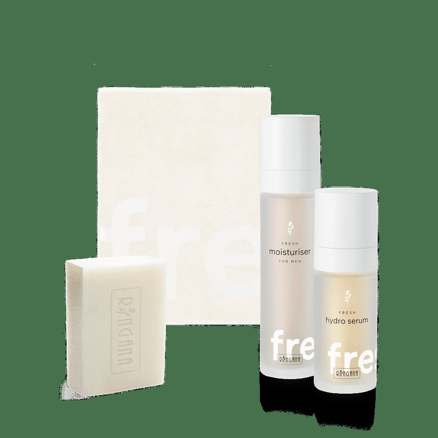 FRESH skin care set for men