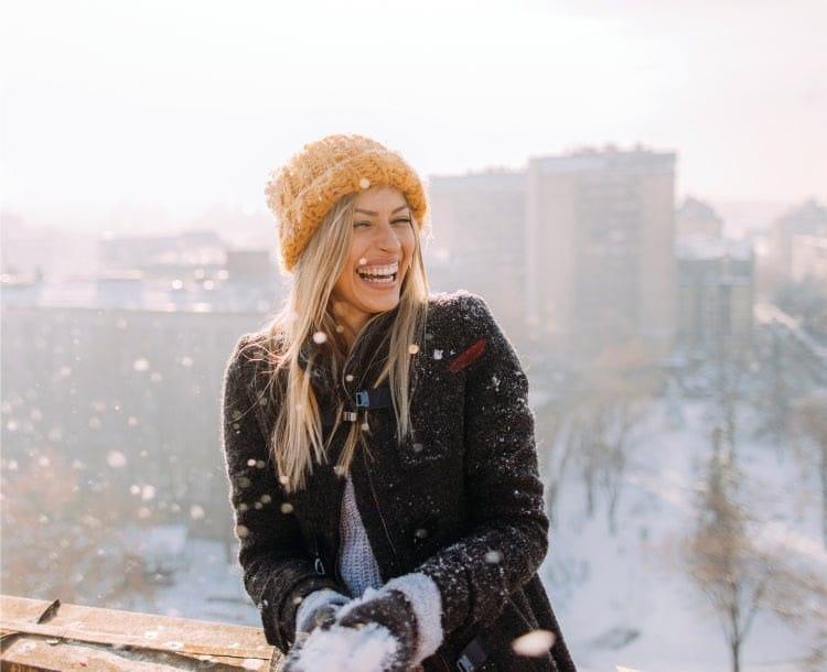 Disfruta del invierno